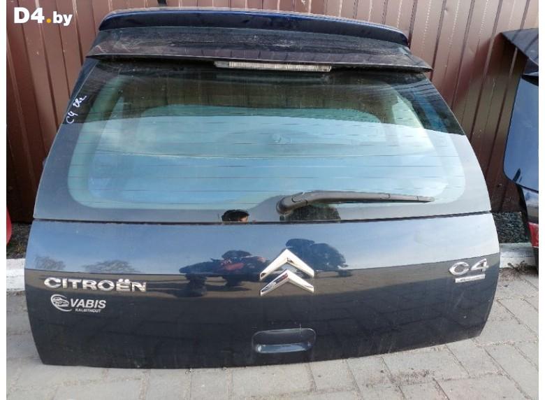 Крышка багажника (дверь 3-5) к Citroen C4 undefined г.