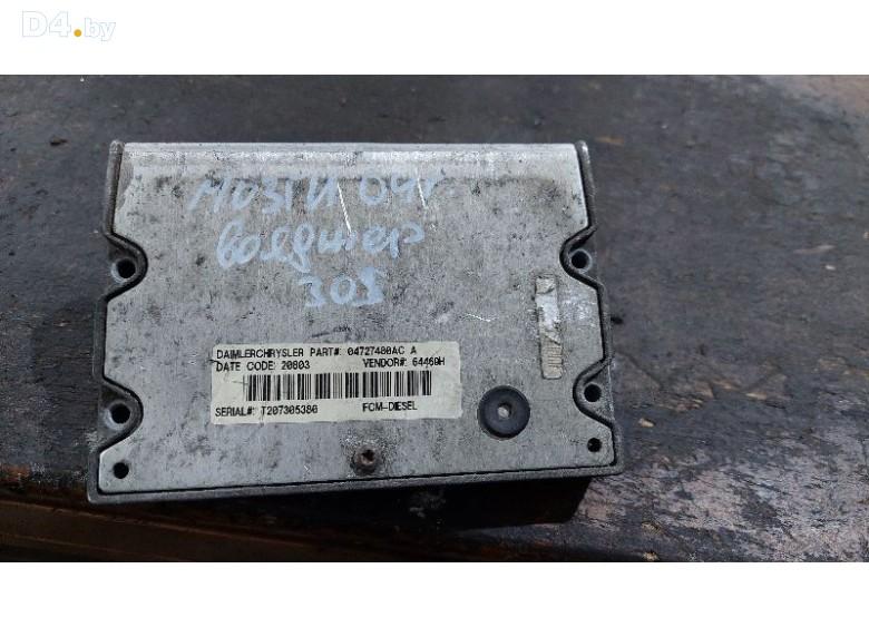 Блок управления (другие) к Chrysler Voyager undefined г.