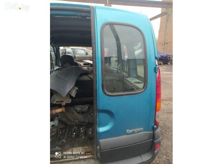 Дверь задняя распашная правая к Renault Kangoo undefined г.
