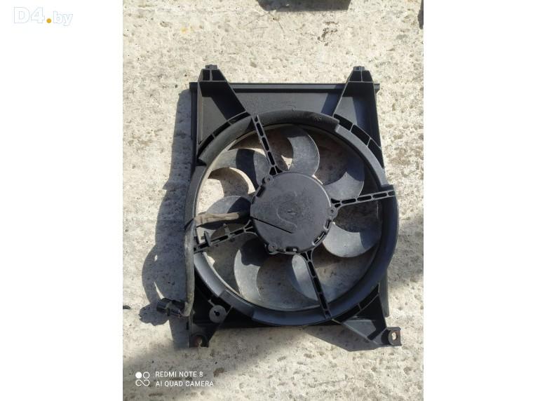 Вентилятор кондиционера к Hyundai Sonata undefined г.