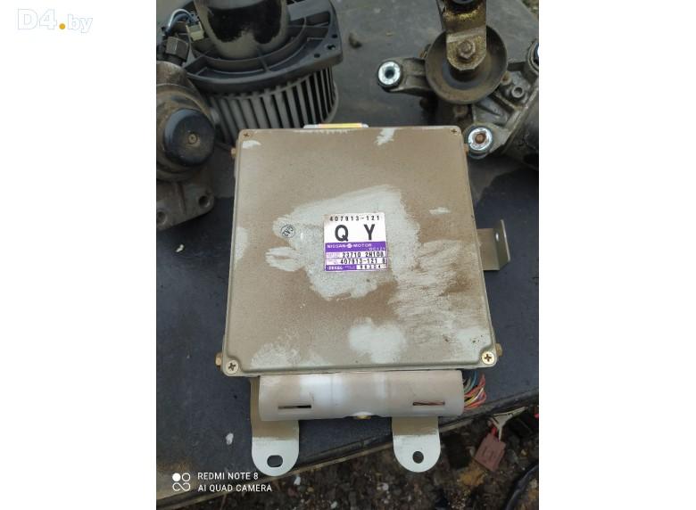 Блок управления двигателем к Nissan Almera undefined г.