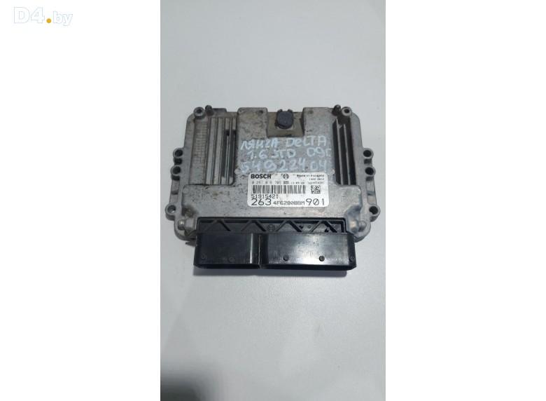 Блок управления двигателем к Lancia Delta undefined г.