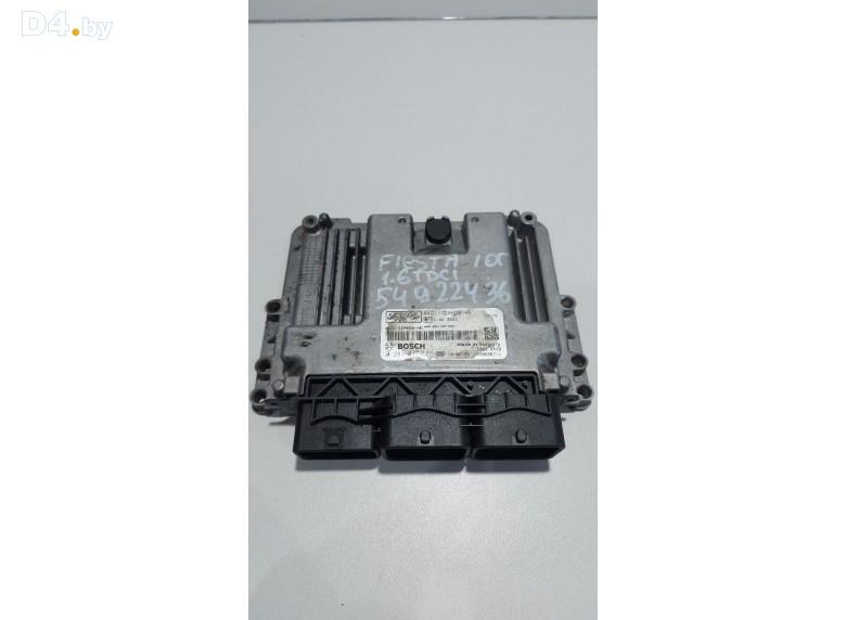 Блок управления двигателем к Ford Fiesta undefined г.