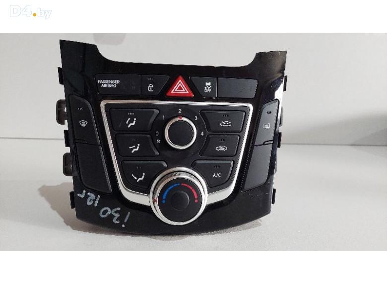 Блок управления печки/климат-контроля к Hyundai i30 undefined г.