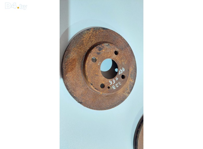 Диск тормозной передний к Mazda 323 undefined г.