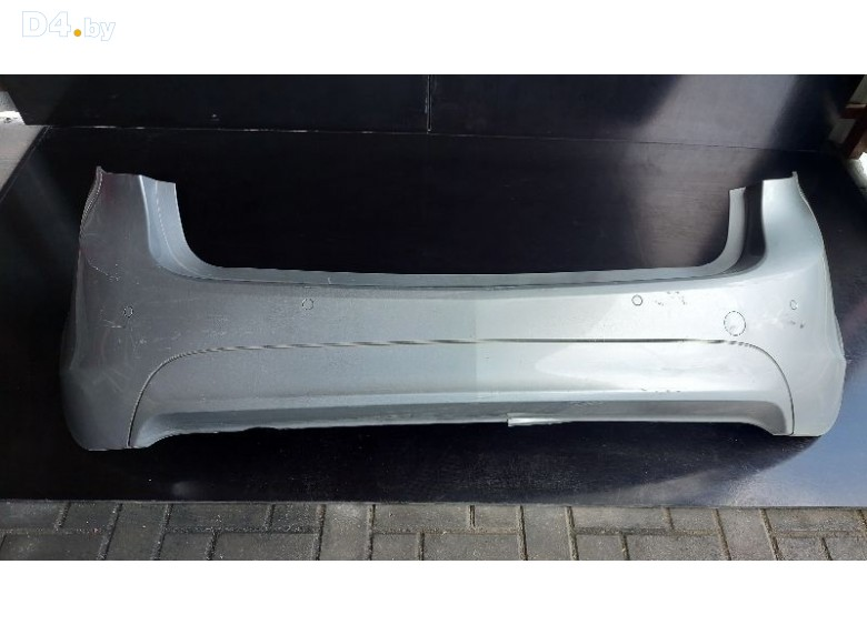 Бампер задний к Opel Meriva undefined г.