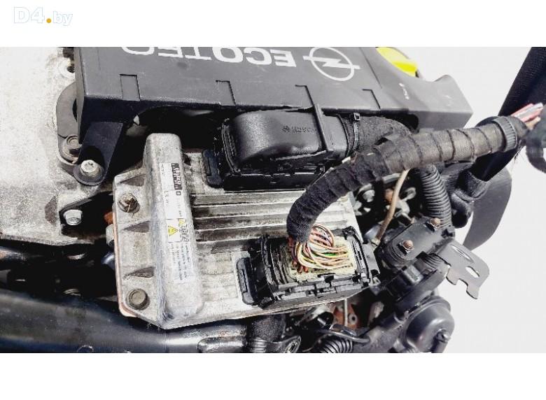 Блок управления двигателем к Opel Astra undefined г.