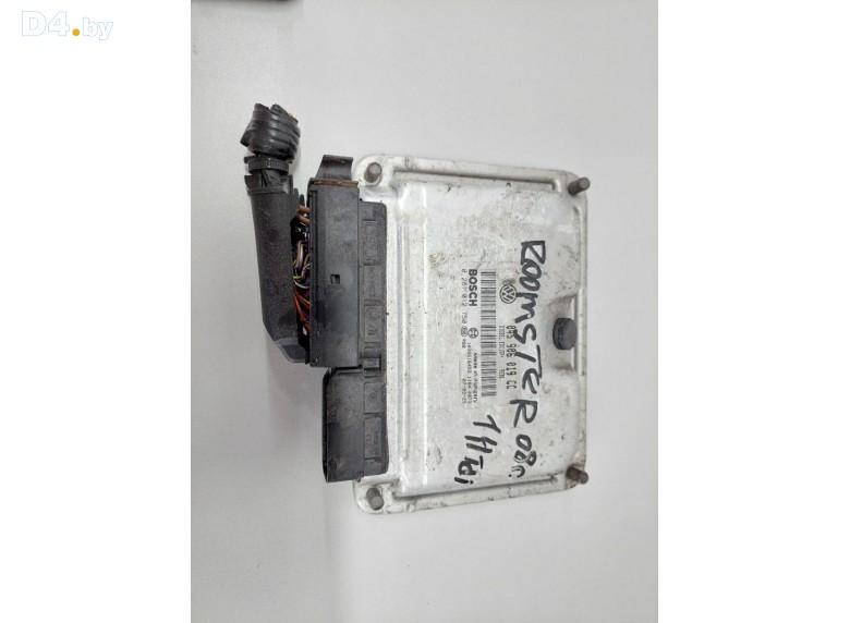 Блок управления двигателем к Skoda Roomster undefined г.