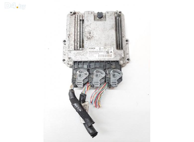Блок управления двигателем к Peugeot 807 undefined г.
