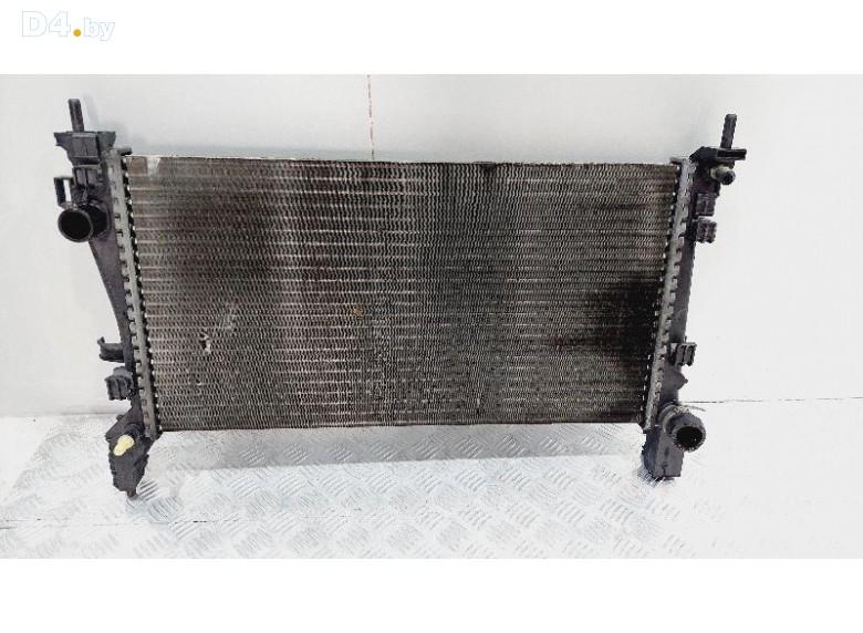 Радиатор (основной) к Peugeot Bipper undefined г.