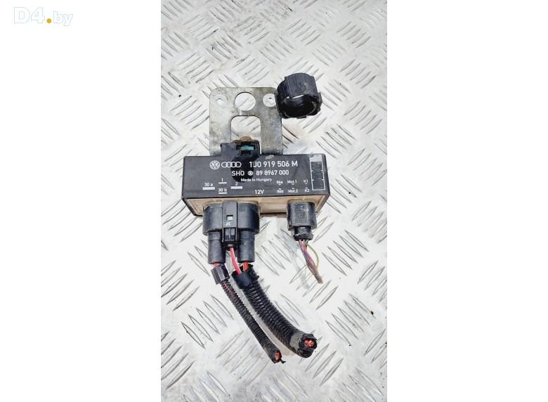 Блок управления вентилятором радиатора к Skoda Fabia undefined г.