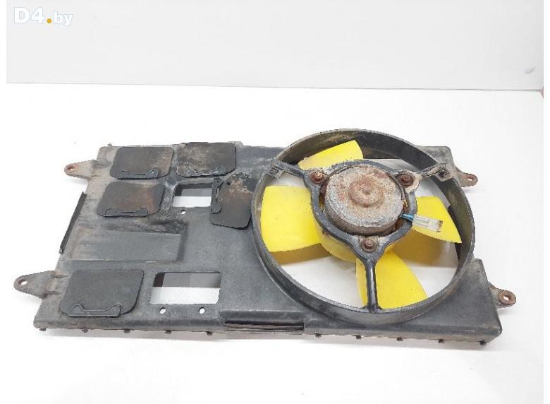 Вентилятор радиатора к Audi 80 undefined г.