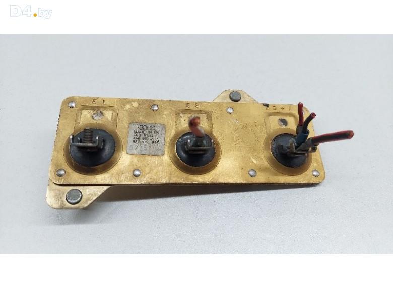 Блок управления вентилятором радиатора к Audi 80 undefined г.