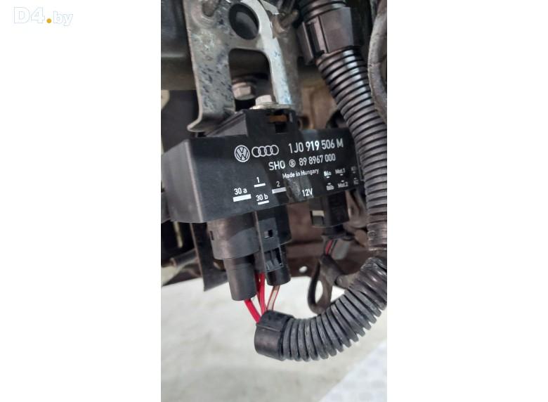 Блок управления вентилятором радиатора к Skoda Roomster undefined г.