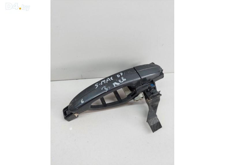 Ручка наружная задняя левая к Ford S-Max undefined г.