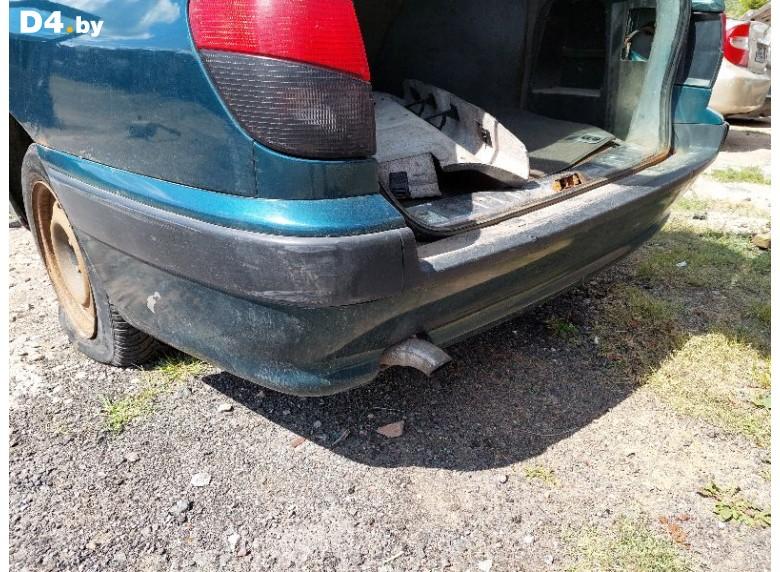 Бампер задний к Peugeot 406 undefined г.