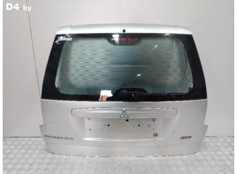 Крышка багажника (дверь 3-5) к Mitsubishi SpaceStar undefined г.