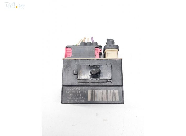 Блок управления вентилятором радиатора к Citroen C4Picasso undefined г.