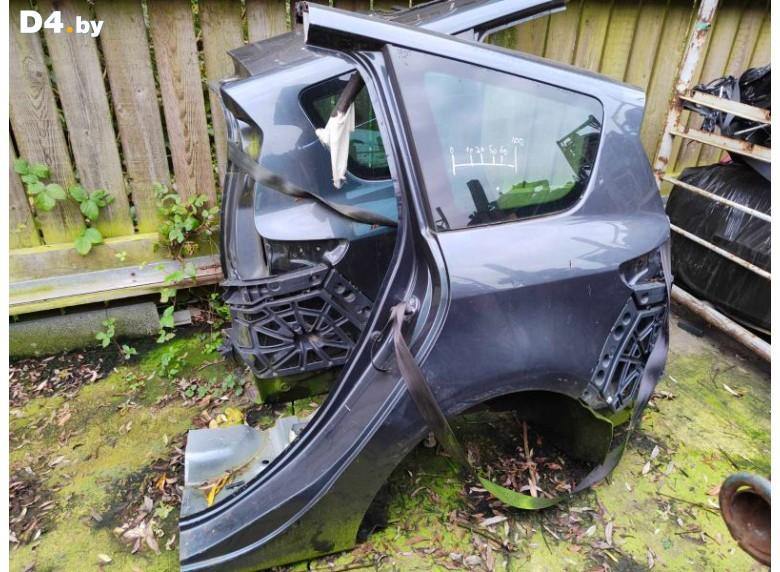 Четверть задняя левая к Renault GrandScenic undefined г.