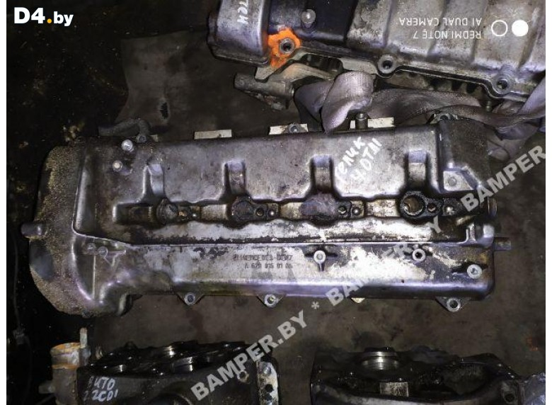 Головка блока цилиндров к Mercedes G 2001 г.