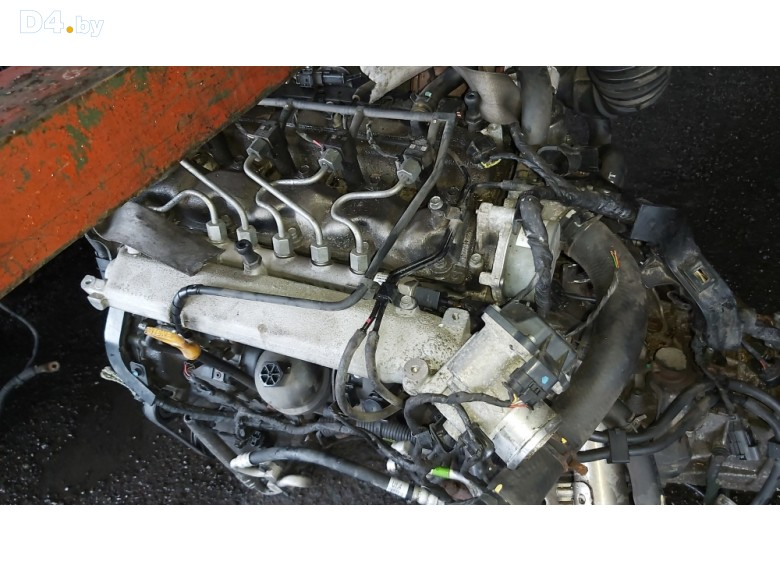 Двигатель к Hyundai i20 undefined г.