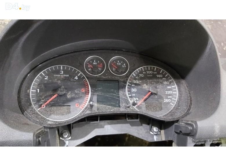 Щиток приборов (приборная панель) к Audi A3 undefined г.