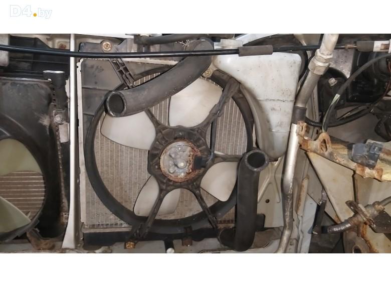 Вентилятор радиатора к Honda HR-V 2002 г.