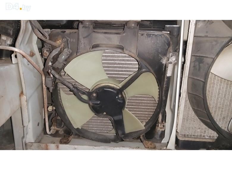 Вентилятор кондиционера к Honda HR-V 2002 г.