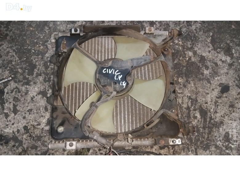 Вентилятор кондиционера к Honda Civic 1998 г.