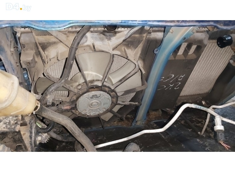 Вентилятор радиатора к Suzuki Swift 2007 г.