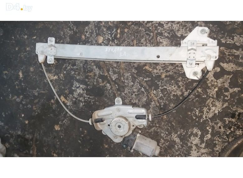 Стеклоподъемник задний левый к Hyundai Solaris 2011 г.