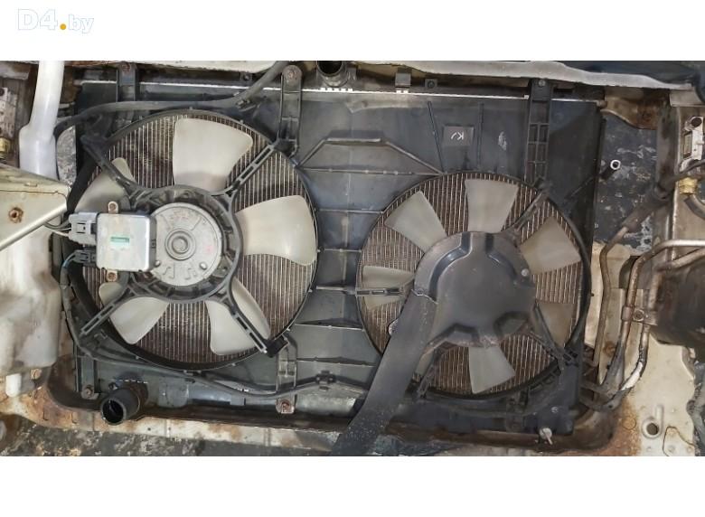 Вентилятор радиатора к Mitsubishi Grandis 2005 г.