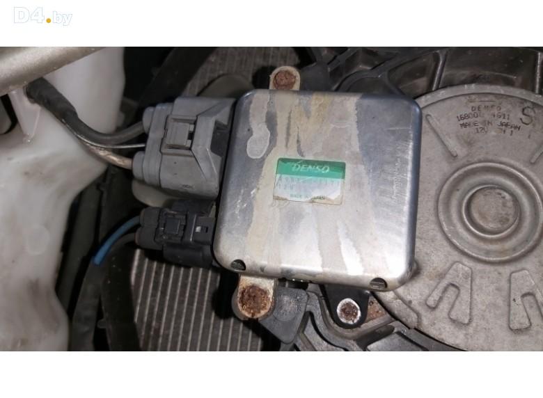 Блок управления вентилятором радиатора к Mitsubishi Grandis 2005 г.