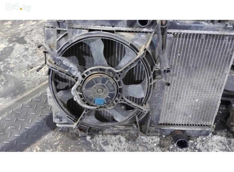 Вентилятор радиатора к Hyundai Matrix 2005 г.
