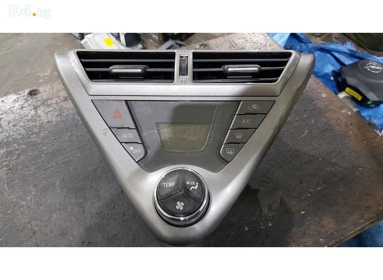 Блок управления печки/климат-контроля к Toyota iQ undefined г.