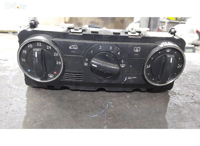 Блок управления печки/климат-контроля к Mercedes AW169 undefined г.