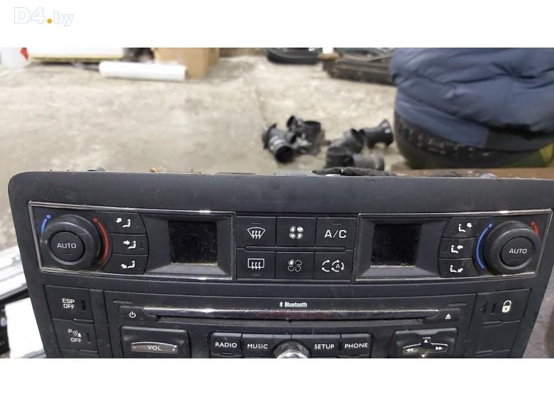 Блок управления печки/климат-контроля к Citroen C5 undefined г.