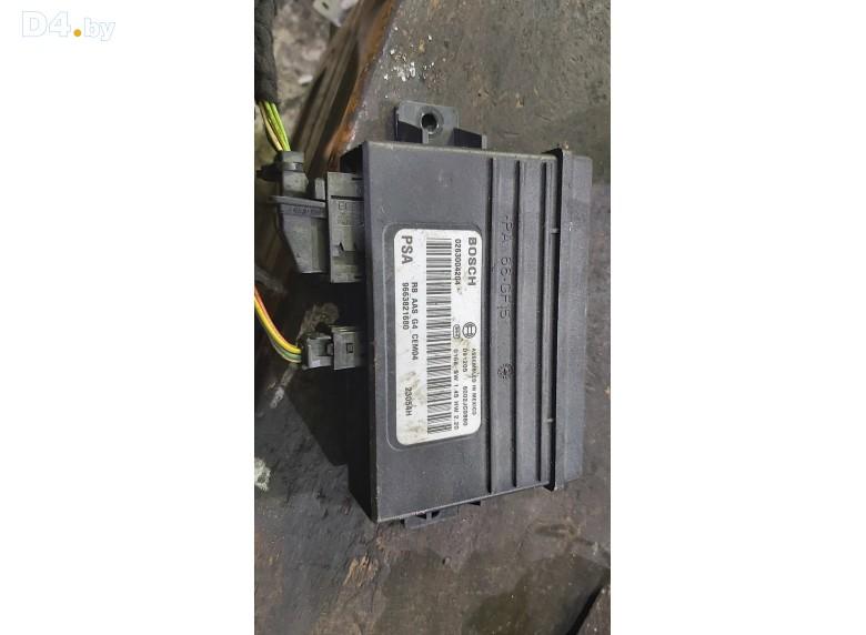 Блок управления парктрониками к Citroen C4GrandPicasso undefined г.