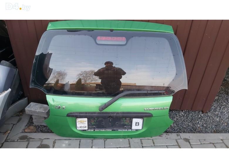 Крышка багажника (дверь 3-5) к Chevrolet Matiz undefined г.
