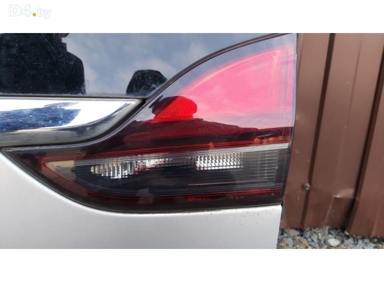 Фонарь крышки багажника правый к Opel Zafira undefined г.